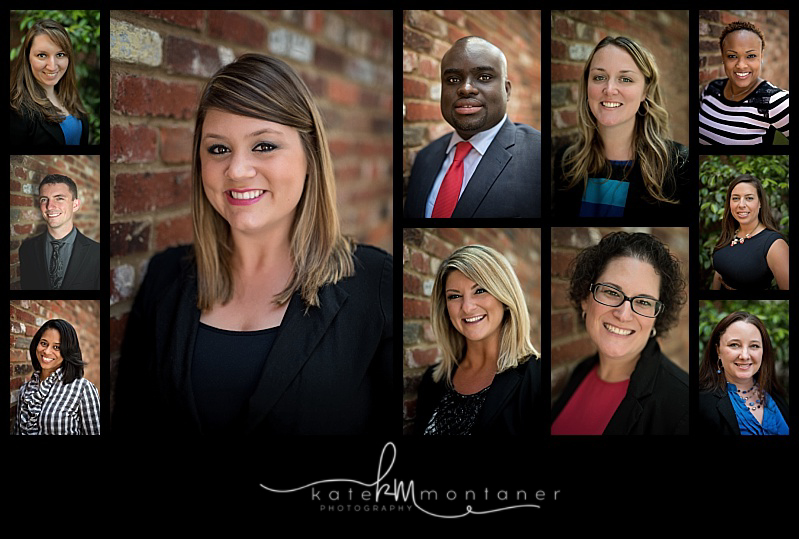 Headshot-with-rustic-brick-background-Kate-Montaner-Photography-personal-branding-photographer