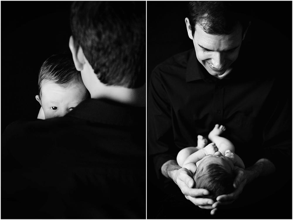 Newborn-Photographer-Kate-Montaner-Photograhy-dad-and-baby-black-and-white-monochrome (2).jpg