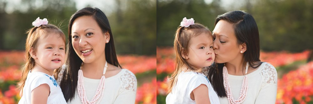 mommy-daughter-smooch-tulip-session-kate-montaner-photography-family-portraits-northern-virginia