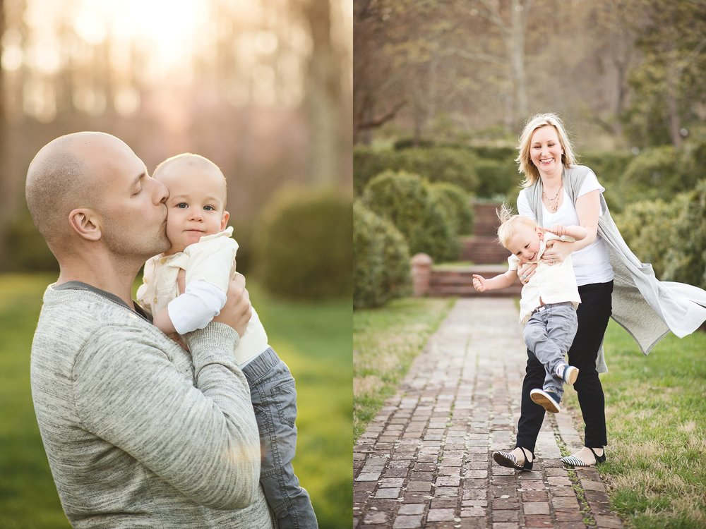 spring-family-photos-dad-baby-kiss-mom-son-play-loudoun-and-arlington-family-photographer-kate-montaner-phtoography