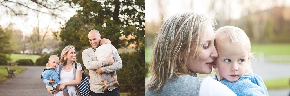 spring-family-photos-garden-sunset-loudoun-and-arlington-family-photographer-kate-montaner-phtoography
