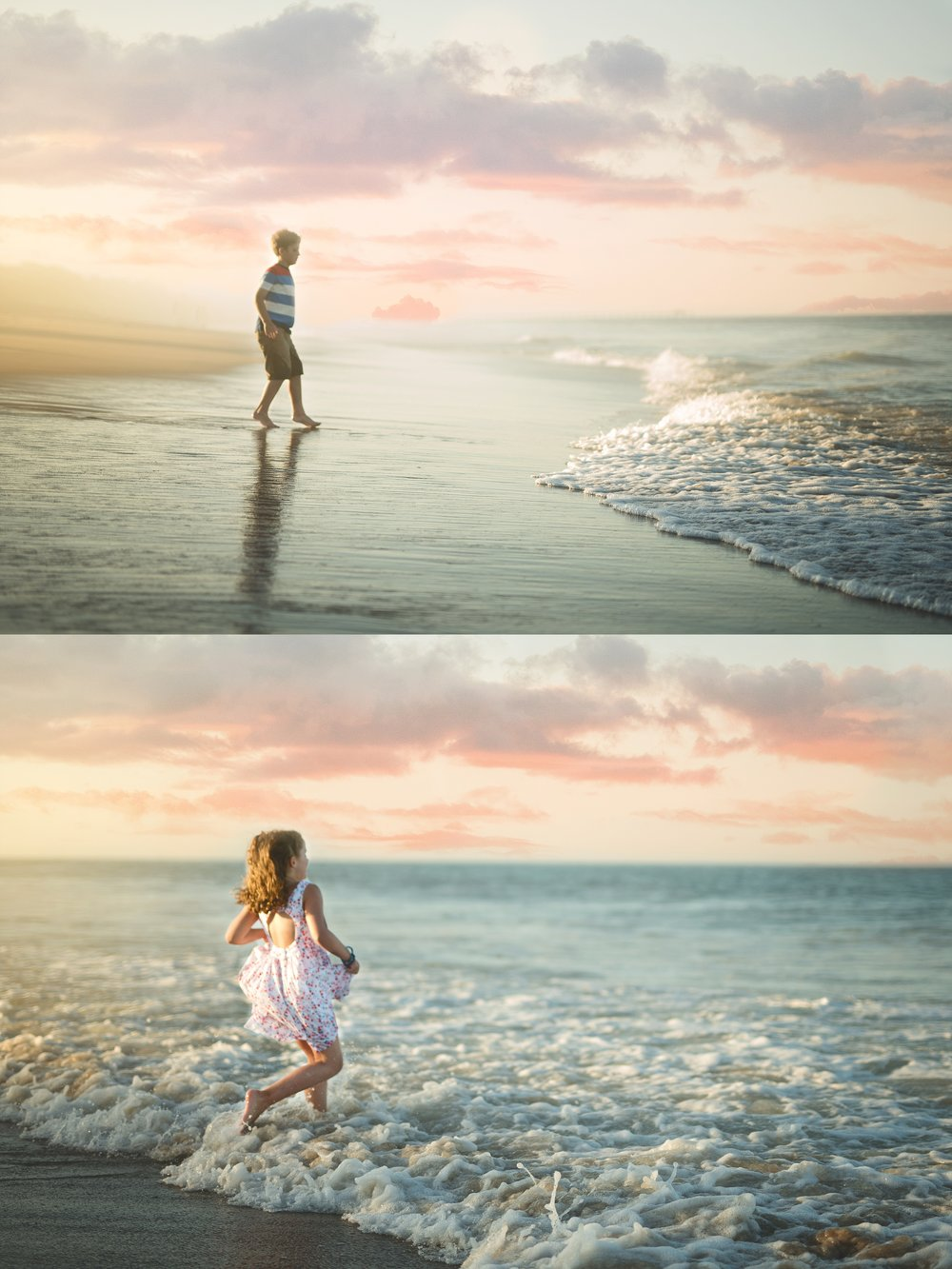 beach-family-photography-siblings-playing-in-water-outerbanks-kate-montaner-photography-loudoun-family-and-childrens-photographer
