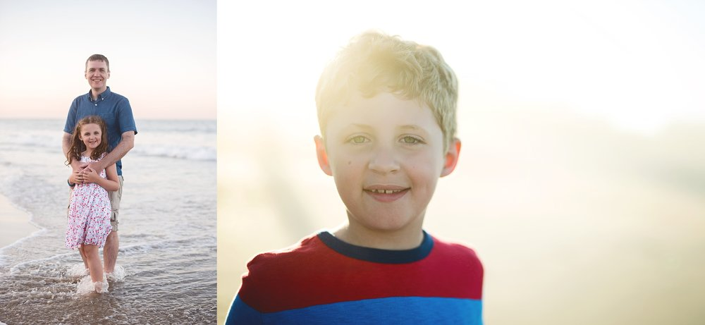beach-family-photography-dad-and-son-and-daughter-outerbanks-kate-montaner-photography-loudoun-family-and-childrens-photographer