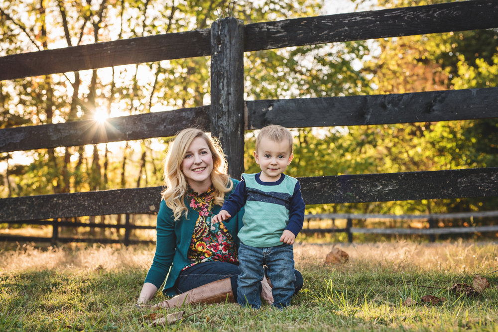 Family Portait Session in the countryside Mother and Son with Sunburst  Family Portrait and Lifestyle Photographer Kate Montaner Photography (3).jpg