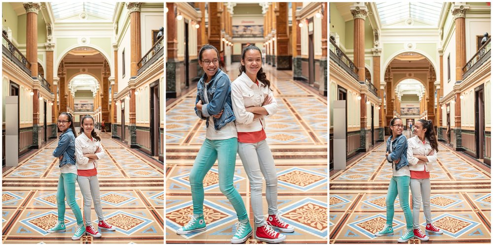 Teenage and Family Portraits at the National Portrait Gallery Washington DC Family and Childrens Photographer Kate Montaner Photography (16).jpg