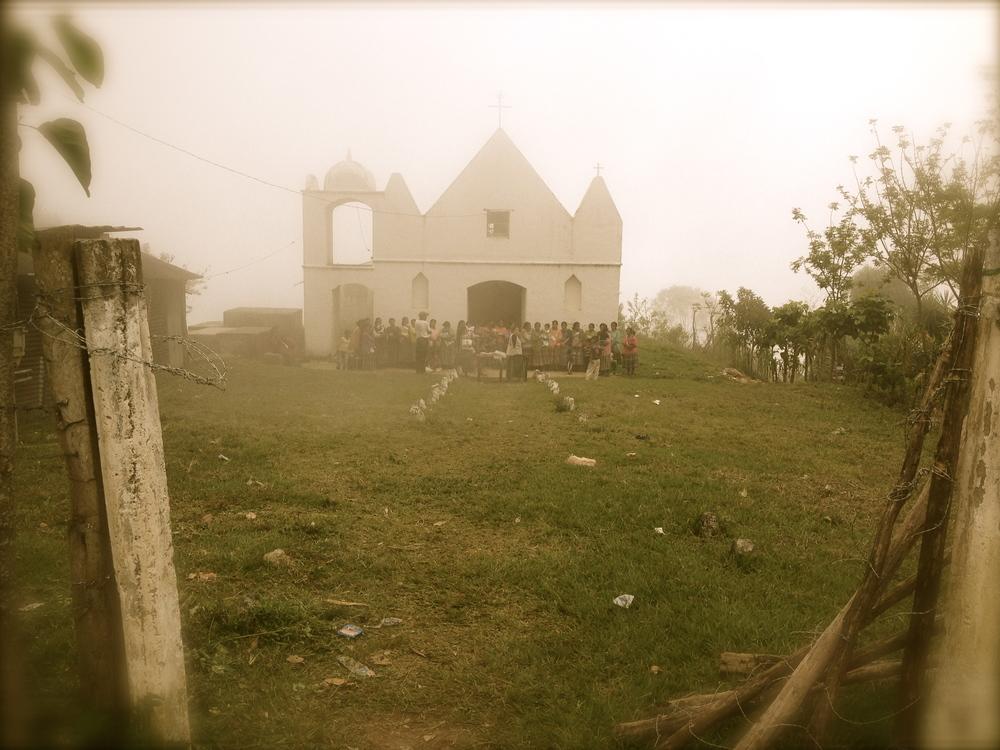 Iglesia en comunidad