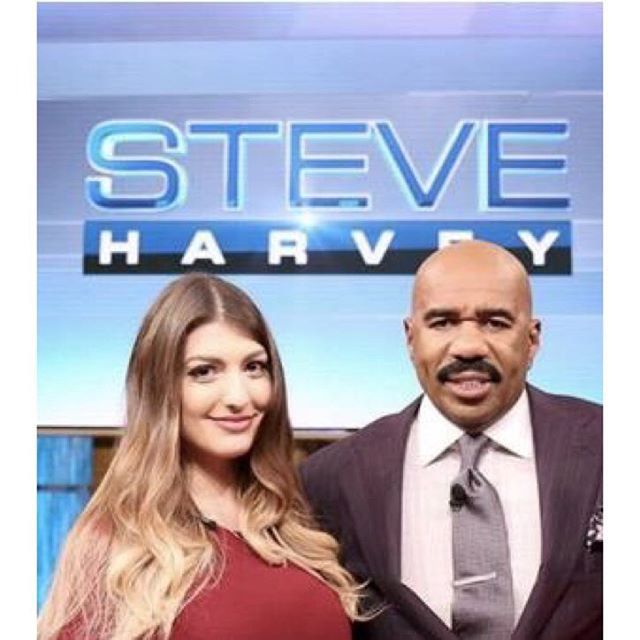 Proud to see @rclbeauty101 on the #steveharvey show! Did you guys catch it?
