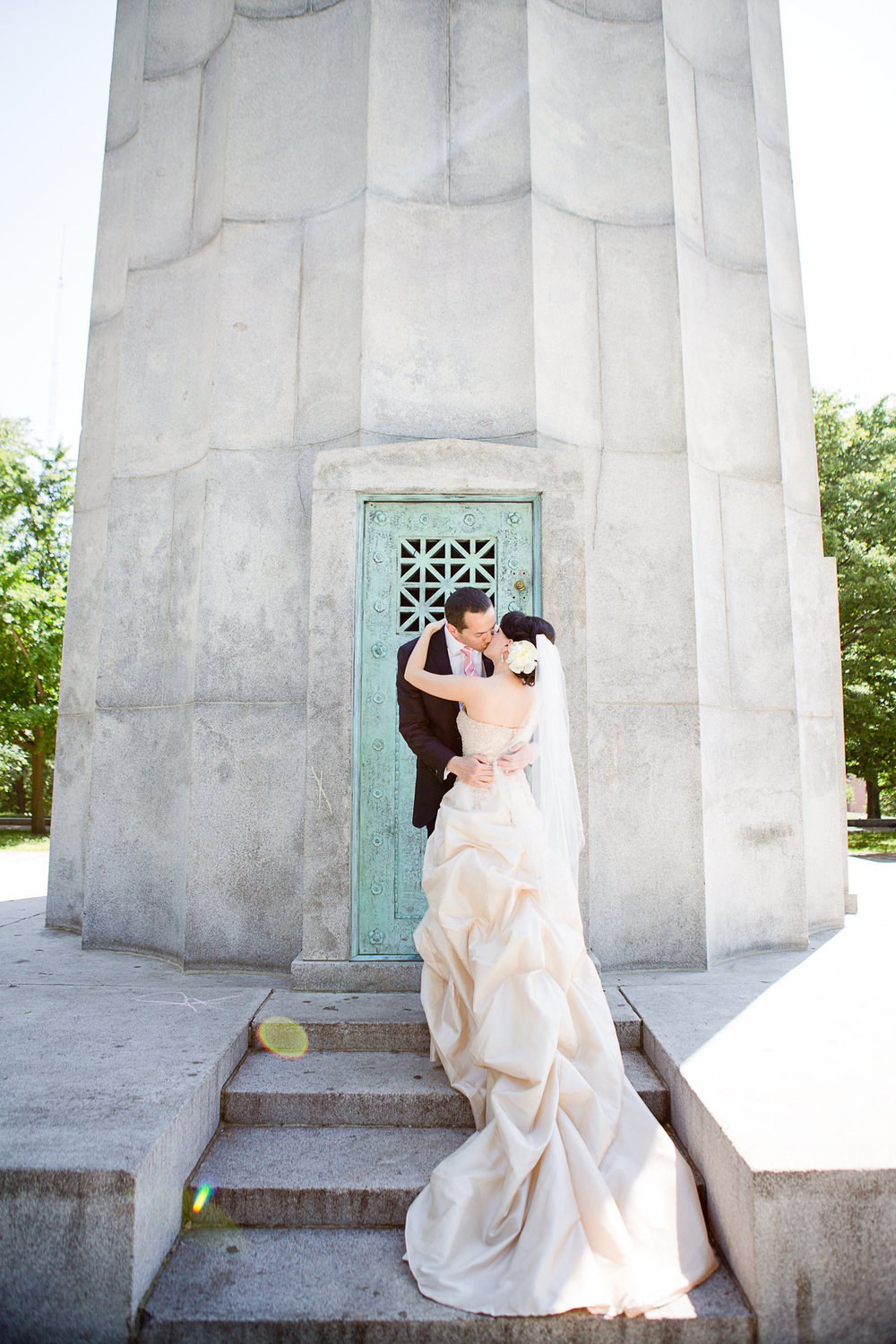 Kara Alan s Brooklyn Wedding-First Look Portraits at Forte Greene Park-0034.jpg