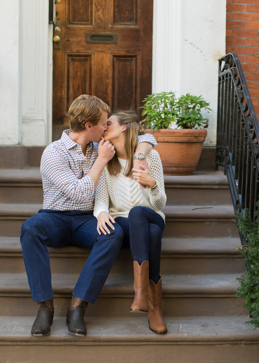 Melissa Kruse Photography - Megan & Tyler West Village Engagement Photos-51.jpg