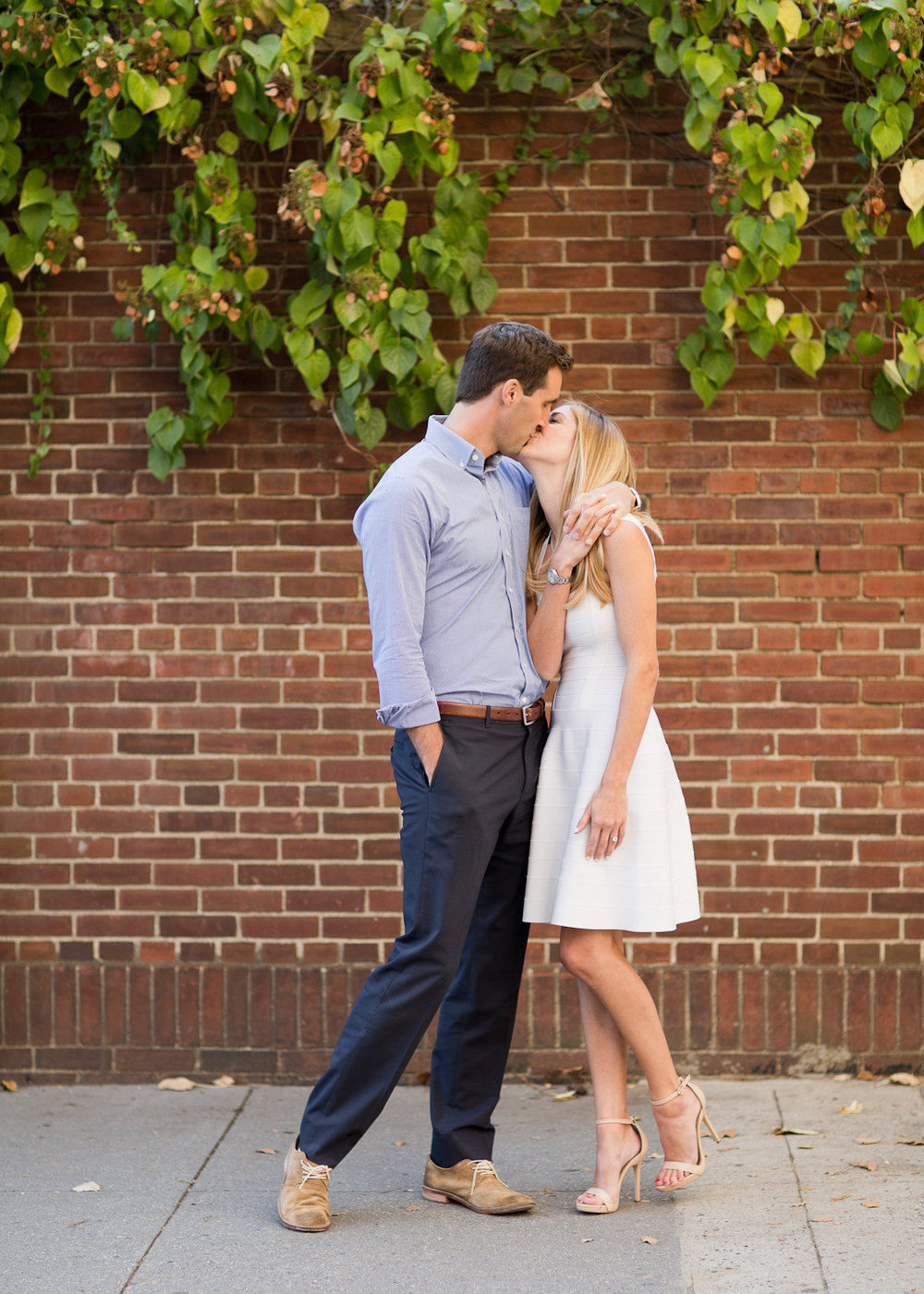 Melissa Kruse Photography - Daniece & Chris West Village Engagement Photos-71.jpg