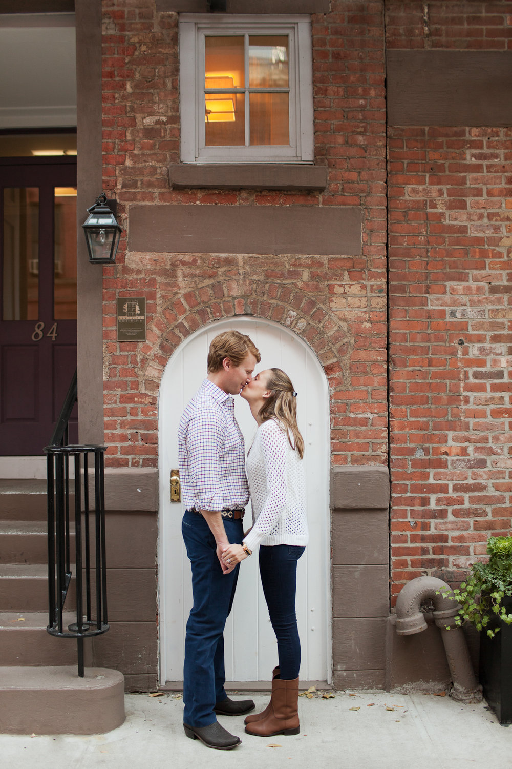 Melissa Kruse Photography - Megan & Tyler West Village Engagement Photos-25.jpg