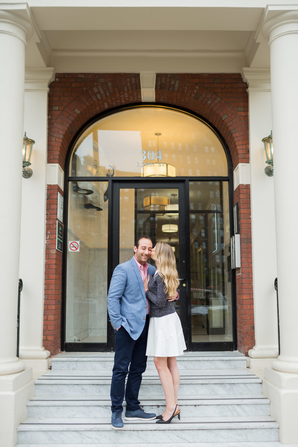 Melissa Kruse Photography - Courtney & JP Gramercy NYC Engagement Photos-107.jpg