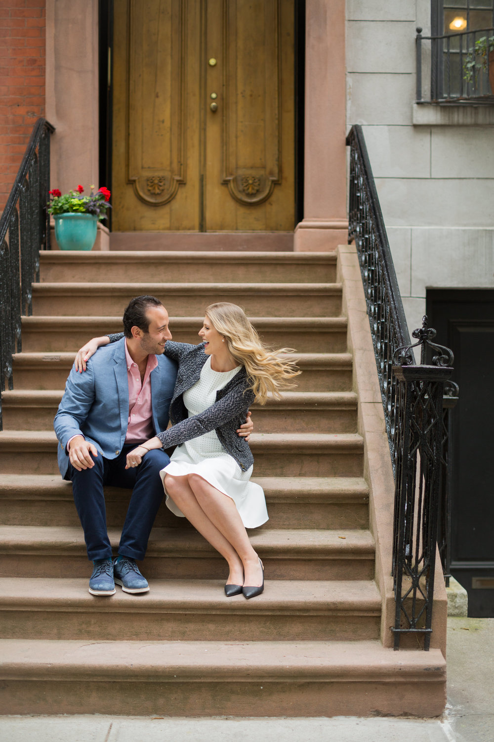 Melissa Kruse Photography - Courtney & JP Gramercy NYC Engagement Photos-115.jpg