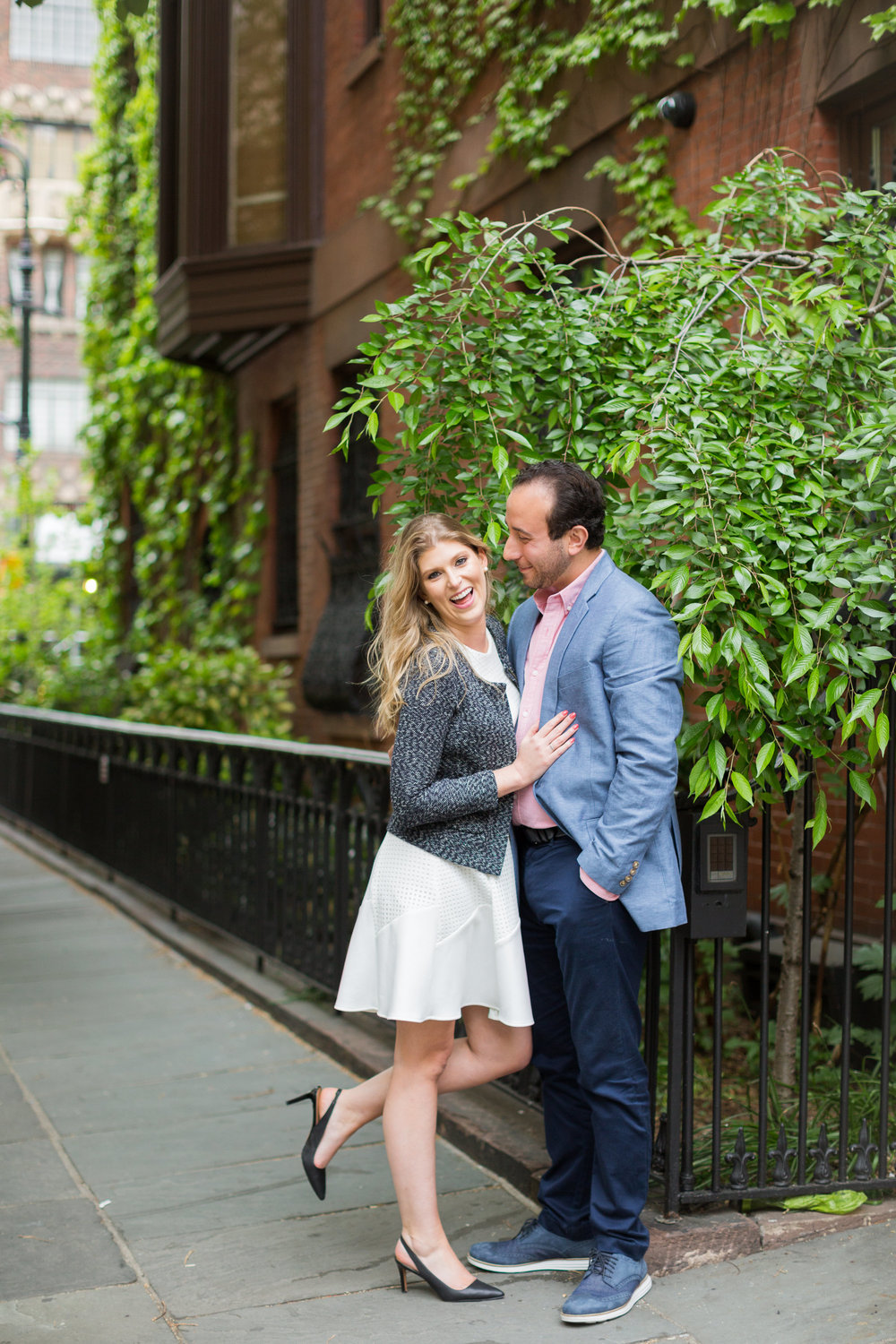 Melissa Kruse Photography - Courtney & JP Gramercy NYC Engagement Photos-134.jpg