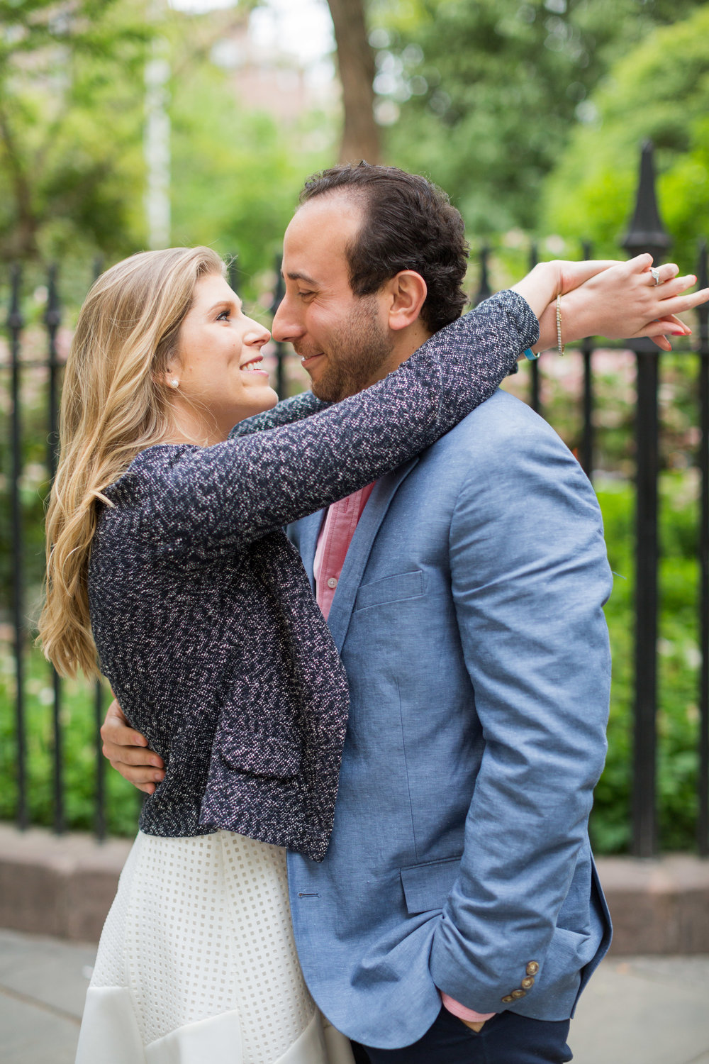 Melissa Kruse Photography - Courtney & JP Gramercy NYC Engagement Photos-158.jpg