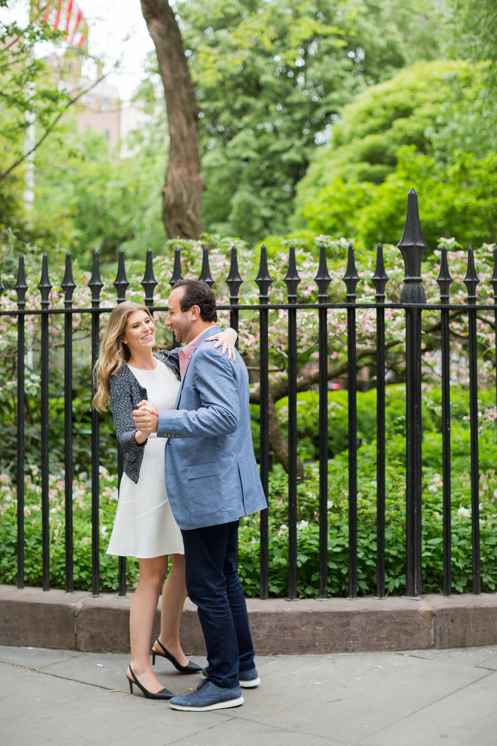 Melissa Kruse Photography - Courtney & JP Gramercy NYC Engagement Photos-164.jpg