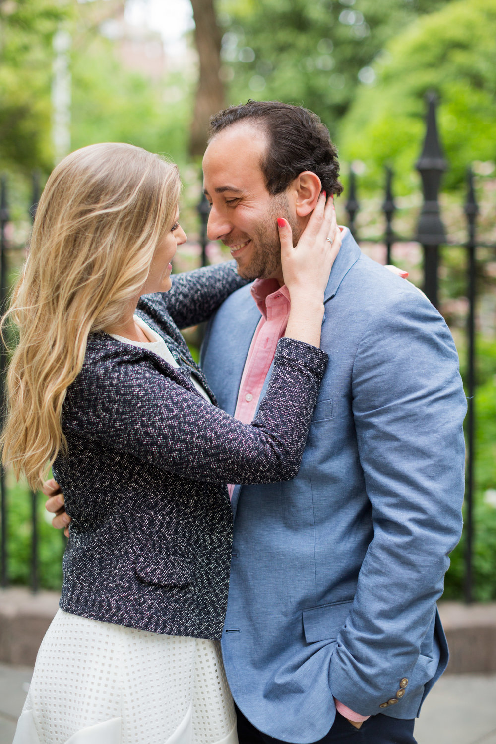 Melissa Kruse Photography - Courtney & JP Gramercy NYC Engagement Photos-165.jpg