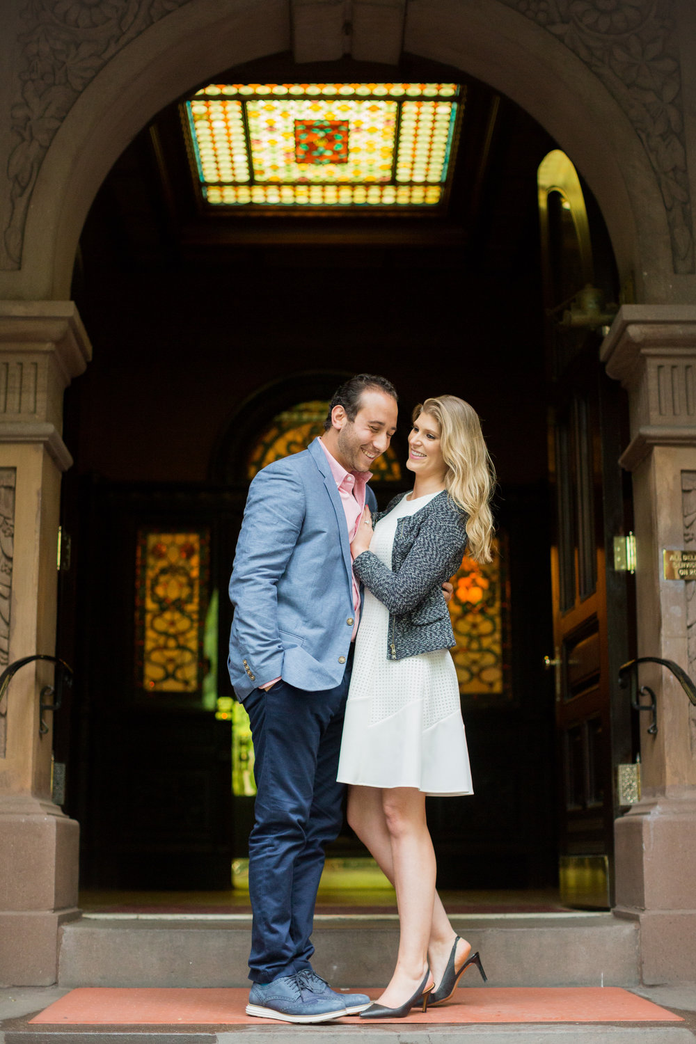 Melissa Kruse Photography - Courtney & JP Gramercy NYC Engagement Photos-178.jpg