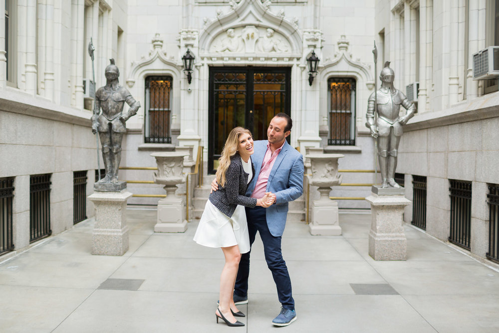 Melissa Kruse Photography - Courtney & JP Gramercy NYC Engagement Photos-195.jpg