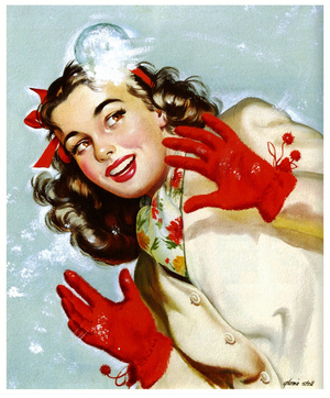 gloria stoll karn winter red gloves.jpg