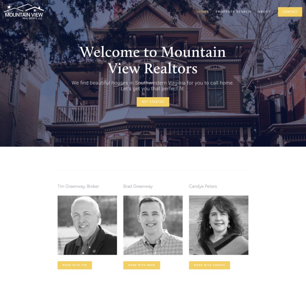 Roanoke Virginia Real Estate Website Ideas