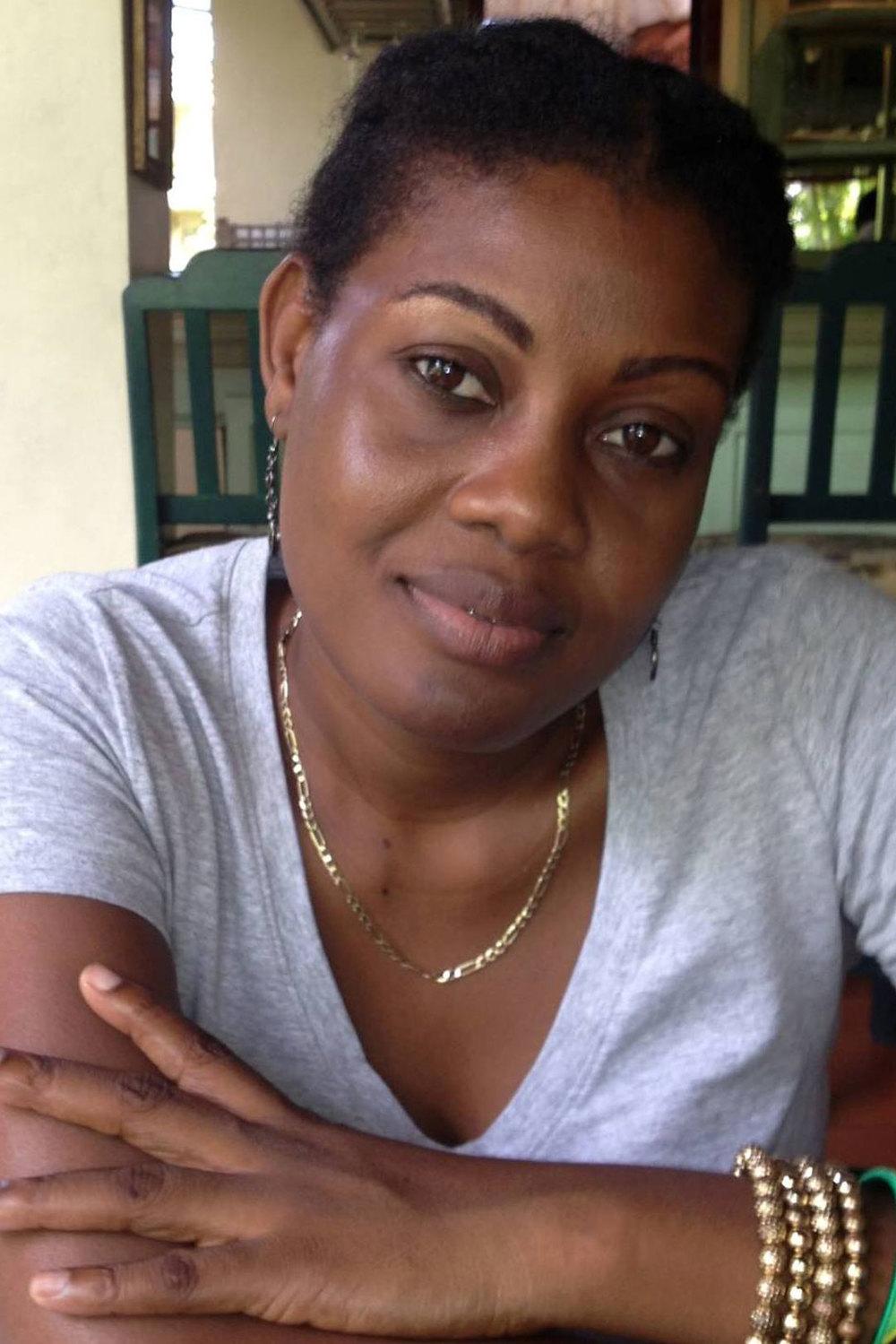 Marcia Skervin James