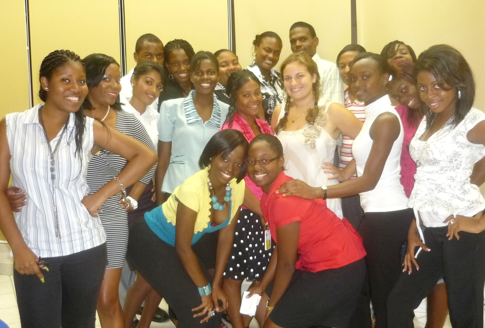 Students in 'Media Gender & Development' Course, CARIMAC.JPG
