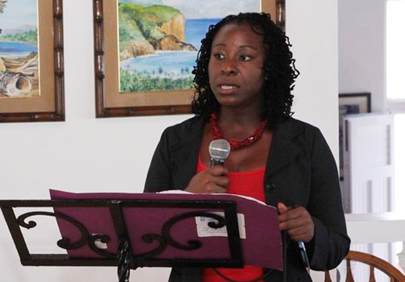 WMW IN Canada  KEISHA PRESENTING AT THE WORLD ASSOCIATION FOR CHRISTIAN COMMUNICATION GENDER ASSEMBLY IN 2012