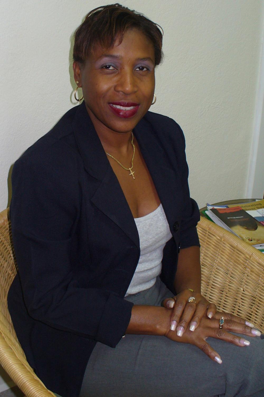 Joan King