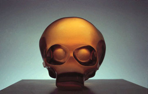 Acrylic Skull