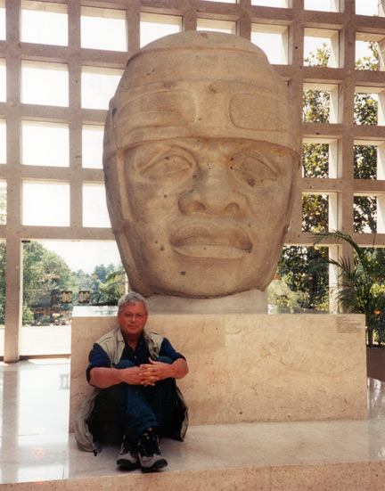 Sculpture - Yavapa, Mexico; Photo: Tony Paterson