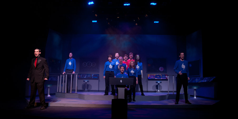 Space Voyage: The Musical Frontier