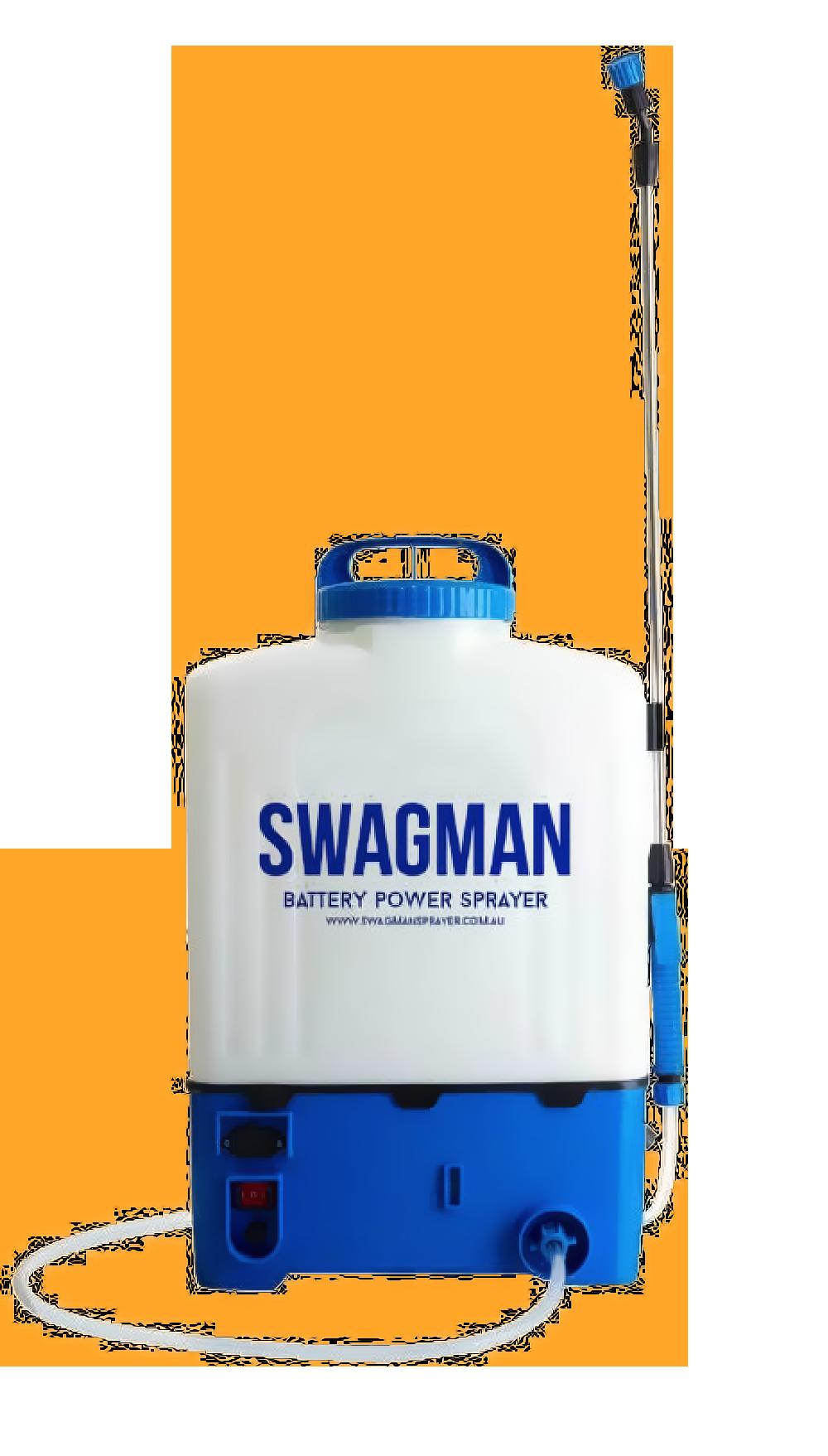 16 LTR Swagman Sprayer- No Wheels