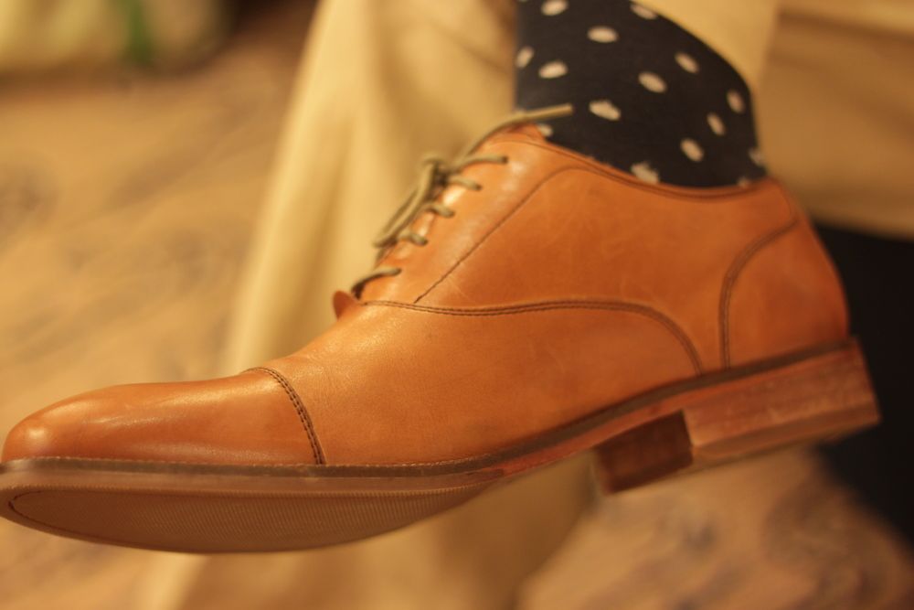 Shoes: Cole Haan