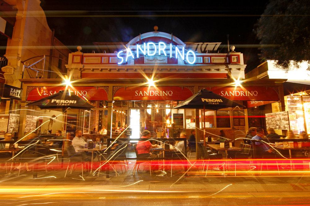 GIFT CARDS - GIVE THE GIFT OF SANDRINO