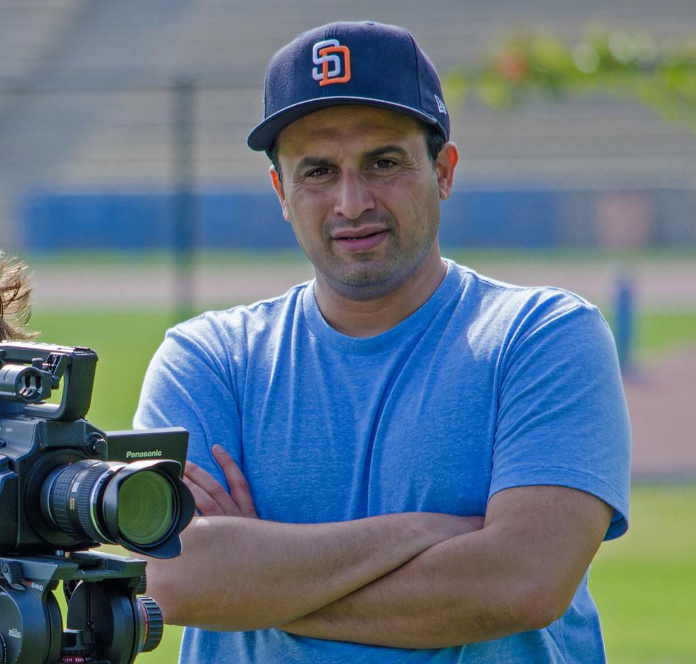 Director Farzad Sangari