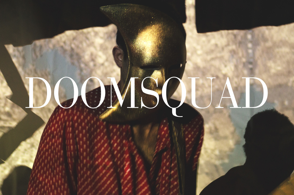 MUSIC   Shamanic. Witchy. Acid. O  nce you start listening to DOOMSQUAD's new album,  Kalaboogie , you won't want to listen to anything else. Perhaps you might even wake up dancing in the forest, unsure of how you got there.