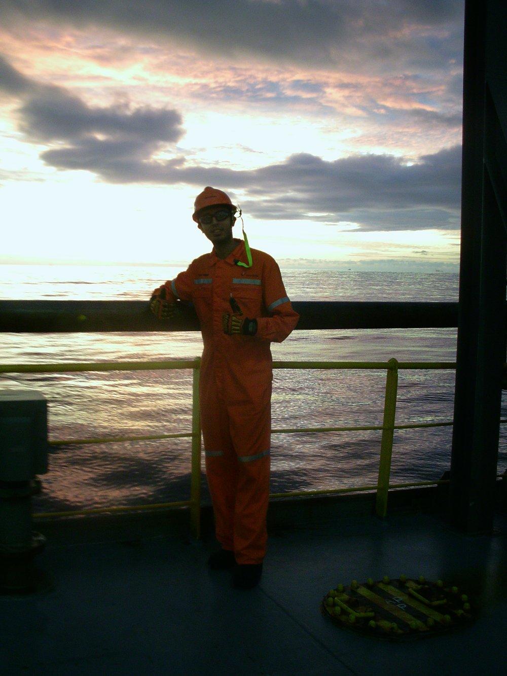 Avtar Dhaliwal , Operations Reservoir Engineer, Woodside.