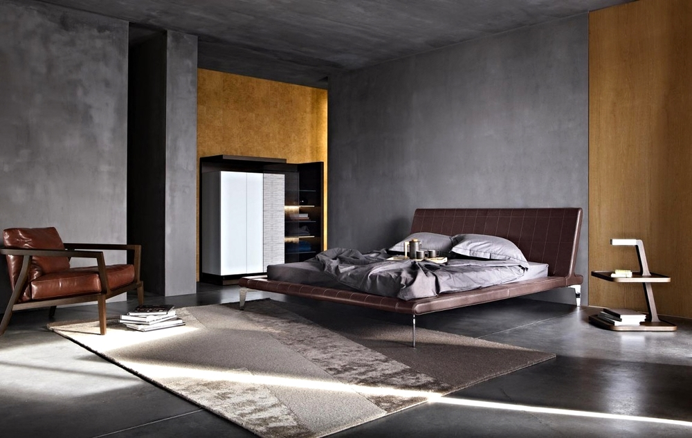 Italian design center pte ltd special paint wall for Chambre a coucher design roche bobois