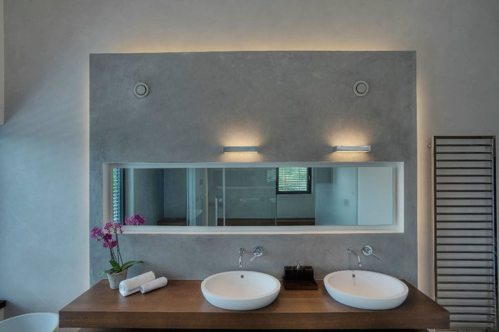 Stucco In Bathroom Italian Design Center Pte Ltd Is Singapore