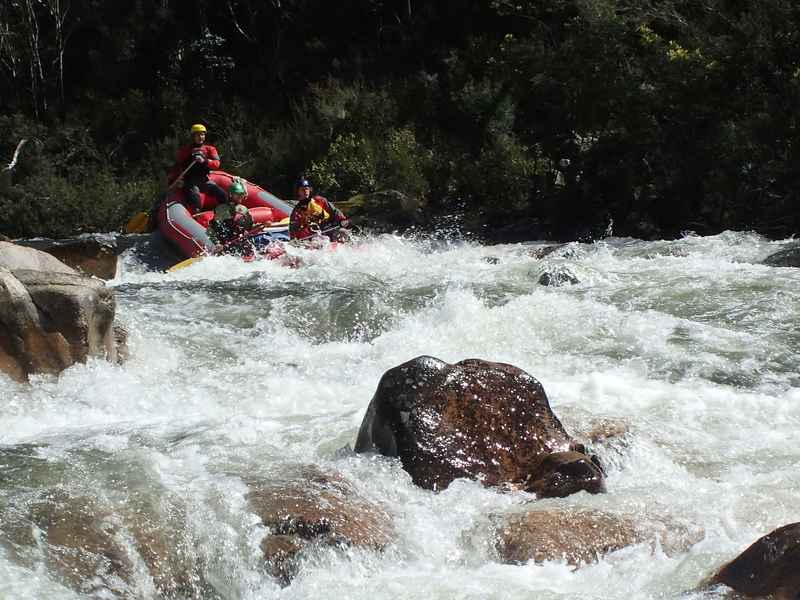 White Water Rafting - The Mitta Mitta River is an excellent place for white water rafting, as well as kayaking and swimming in the calmer sections.