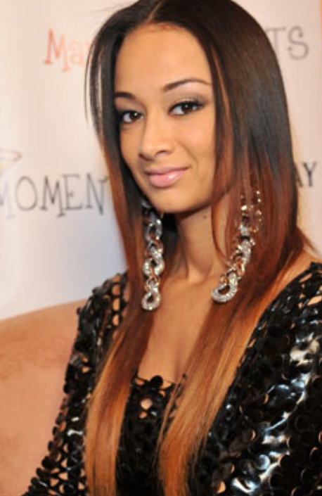 Draya Michelle in CLWW