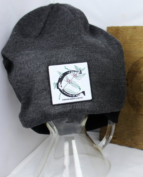 SLOUCHY BEANIE — COPPER HORSE COFFEE ROASTERS f55afcf2c