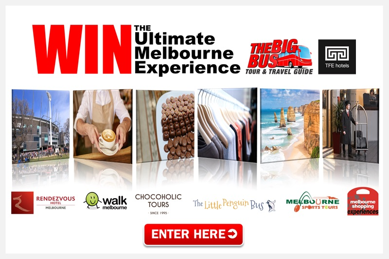 Ultimate Melbourne Tour Competition
