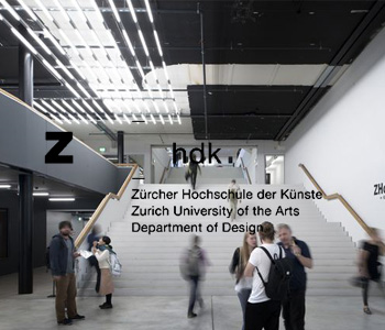 "TEACHING — Zurich University of the Arts (ZHdK). 9th– 13th Feb 2015 Together with Clemens Winkler and Luke Franzke, I will be leading a week-long, school-wide transdisciplinary teaching module (Z- Modul) on ""Transient Electronics — Local Resources"". ▶ The teaching module will take place at recently opened Toni building — the new home of ZHdK in Zurich!"