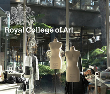 LECTURE & SEMINAR — Royal College of Art (RCA), Fashion Department, 16th Oct 2015 I have been invited by Prof. Zowie Broach to give a lecture in the RCA's fashion department. The lecture will be followed by an informal seminar on reverse engineered silk, its networked dimensions into culture, industry, and the human body.