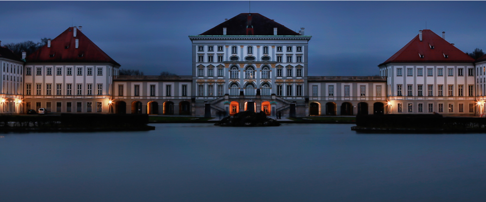 The Nymphenburg Palace in Munich. Image credit: Biotopia Museum Mensch und Natur.