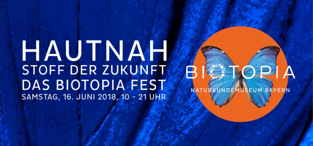 Image credit: BIOTOPIA – Naturkundemuseum Bayern, 2018.