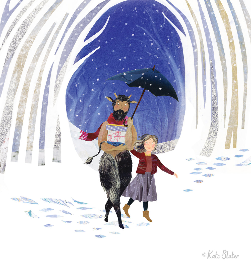 Lucy & Mr Tumnus © Kate Slater.jpg