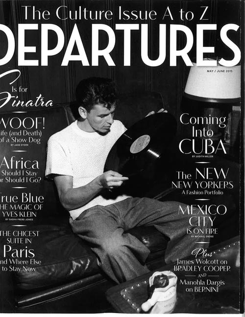 Departures, Departures Magazine  , The Grid, Trunks Show, Thorsun, Thorsun Swim